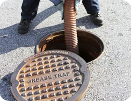Tanker services for Grease Traps, Pump Stations, Tanker Jetting