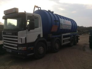 Our septic tank emptying services in Maidenhead